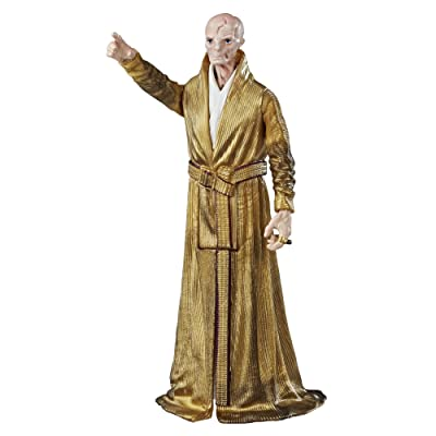 Star Wars Force Link 2.0 Supreme Leader Snoke Figure Action: Toys & Games