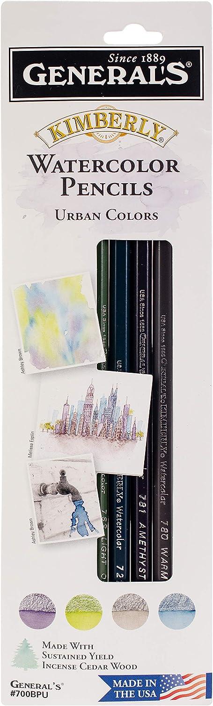 Kimberly Watercolor Pencils 24//Pkg