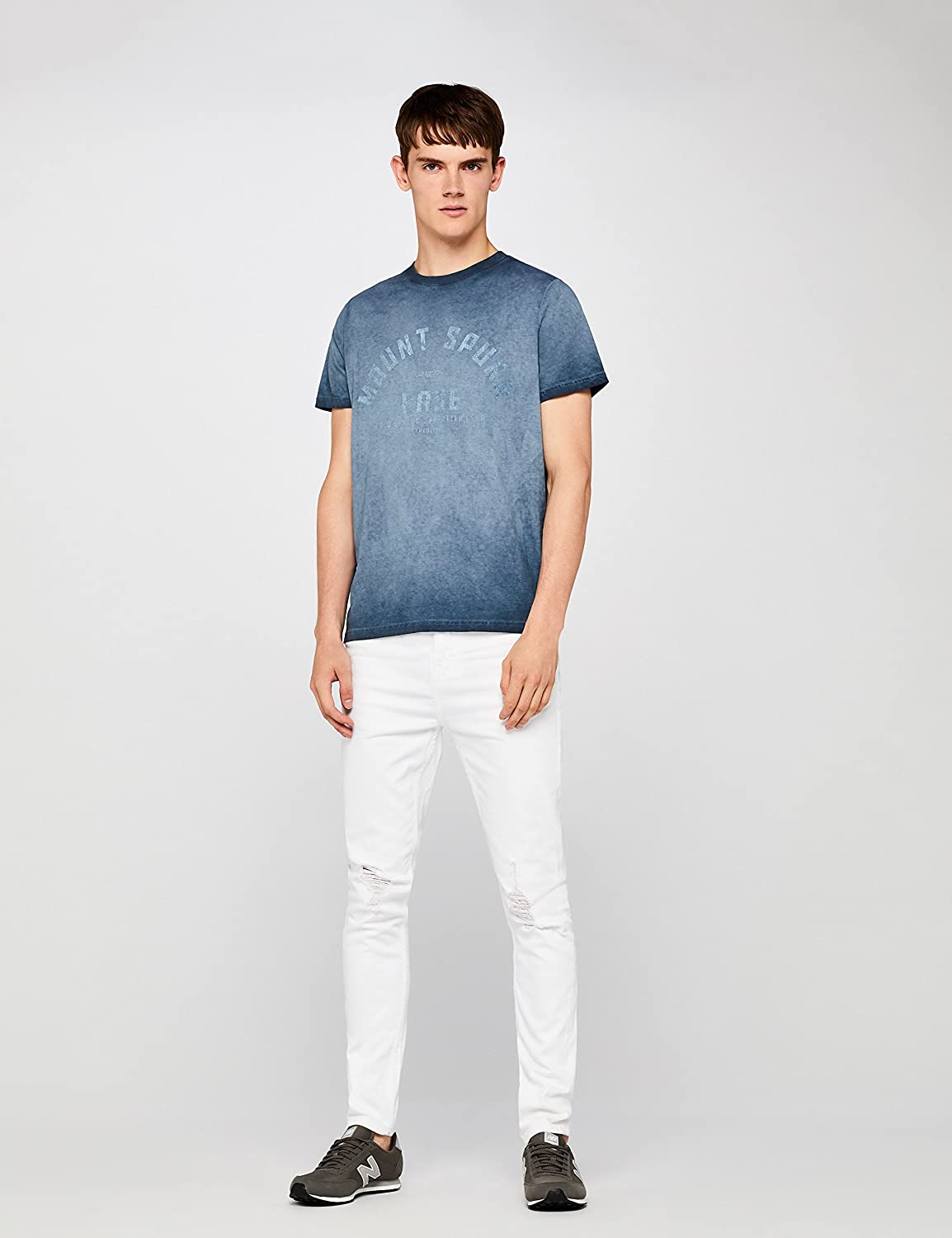Jeans Skinny Uomo find Marchio