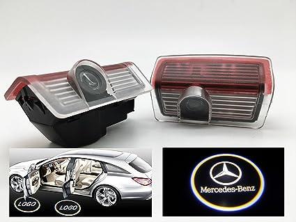 Proyector de Logo para iluminación al salir del automóvil, LED ...