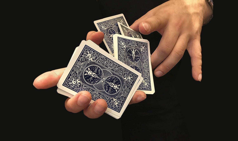 Rider Back Standard Index 2 Pack 2 Jeu de Cartes Poker Bicycle 608081,...