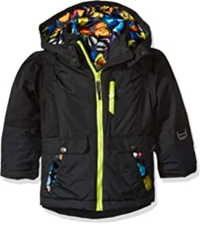 Big Chill Girls System JKT W Butterflies Vest