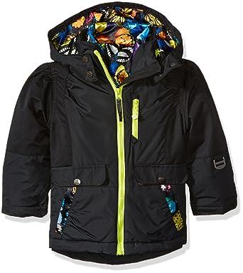 f626dcd362be Amazon.com  Big Chill Girls  System JKT W Butterflies Vest  Clothing