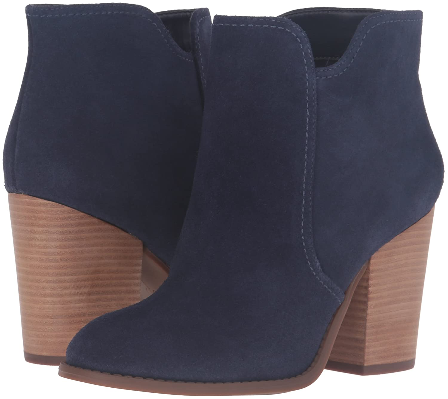 Jessica Simpson Women's Sadora Ankle Bootie B01HN88WG0 9 B(M) US|Dark Midnight