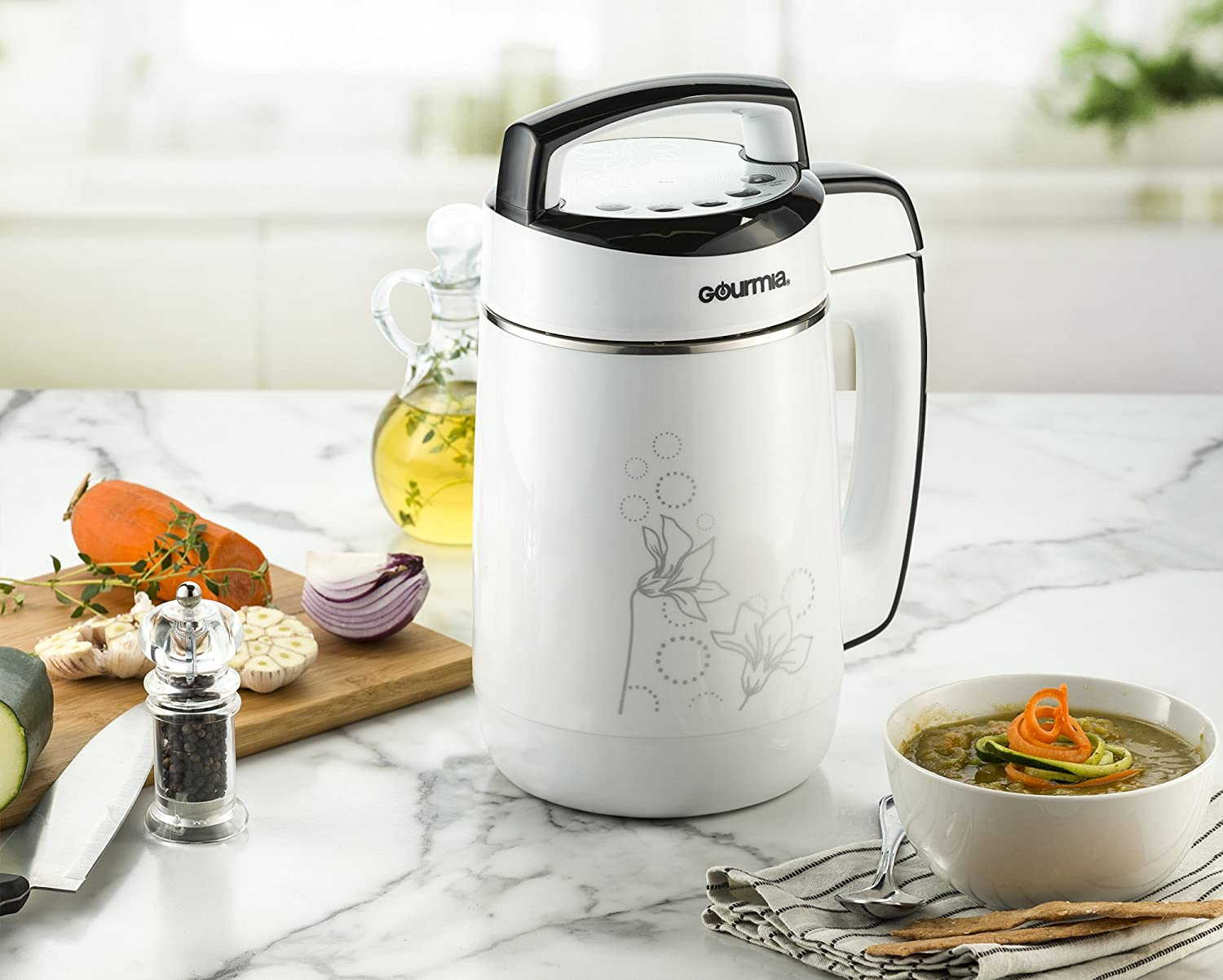 Gourmia Automatic Soup Maker | amazon.com