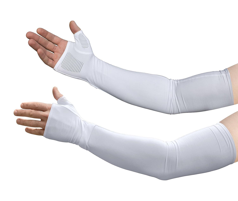Madrone UV Sonnenschutz Kompressions-Armmanschetten Herren