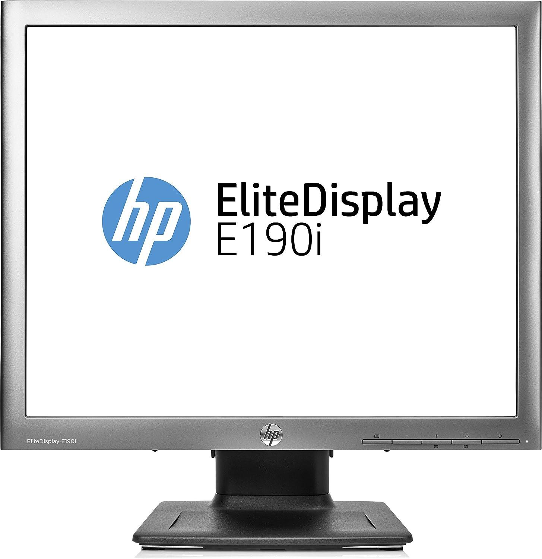 HP EliteDisplay E190i 18.9-inch LED Backlit IPS Monitor