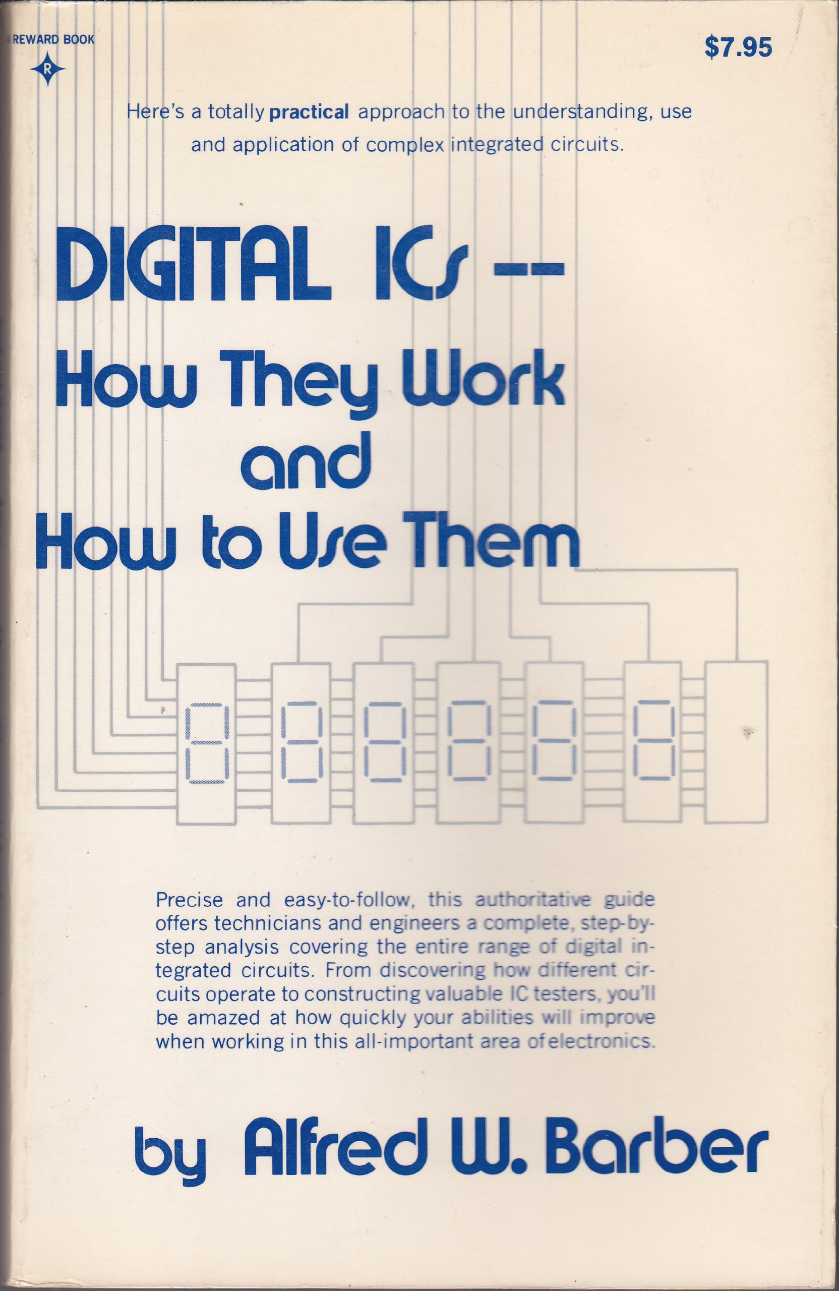 Digital Ics Alfred Barber 9780132122337 Books Operation And Uses Of Integrated Circuits