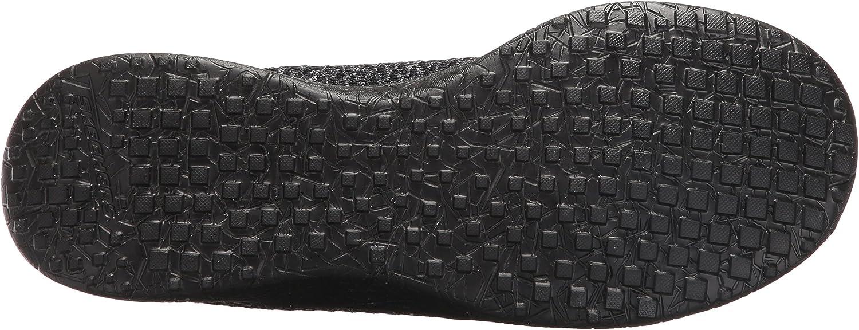 Skechers Burst, Zapatillas para Mujer Carbón Negro