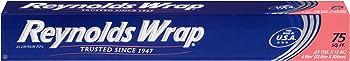 Reynolds Wrap Aluminum Foil (75 Square Feet)