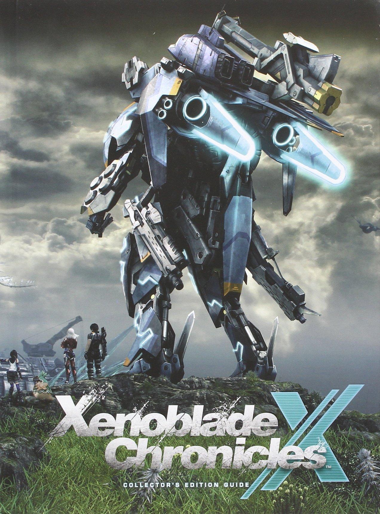 Xenoblade Chronicles X Collector's Edition Guide pdf