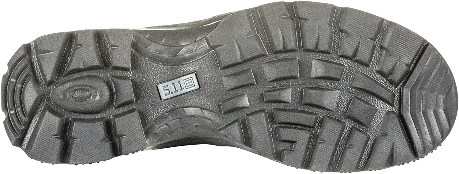 5.11 Tactical Mens ATAC 2.0 8-Inch Shield Military Boots Style 12416 Black