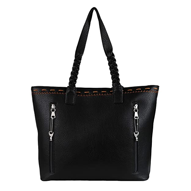 2d4969f363d2 Concealed Carry Purse - Locking Cora Stitched Gun Tote by Lady Conceal