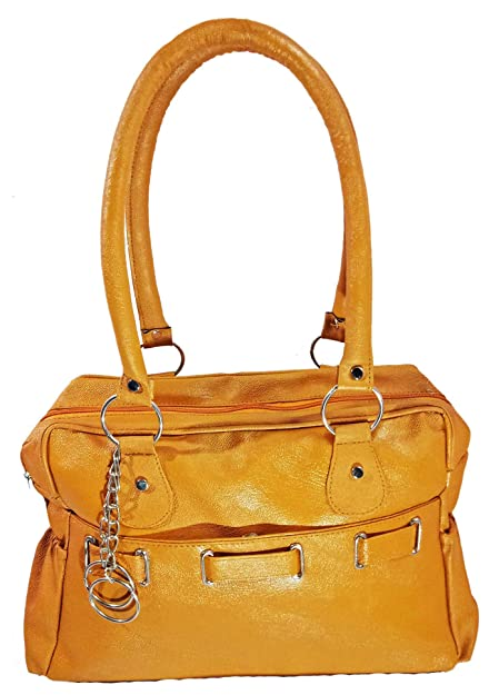 5b40f64ae7d jovial ladies yellow designer Handbag: Amazon.in: Shoes & Handbags