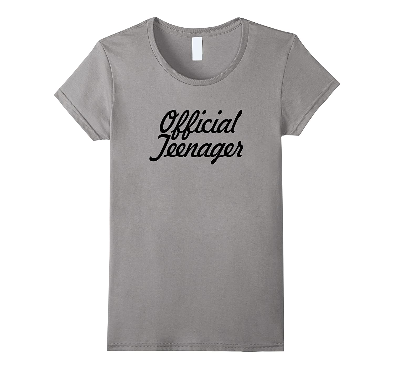 T shirt design reno nv - Amazon Com Official Teenager Tshirt Birthday Shirt 13th Thirteen Girls Clothing