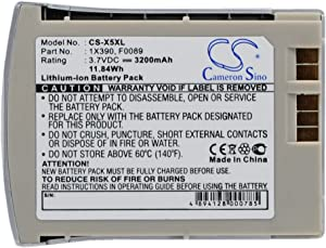 Cameron Sino 3200mAh Battery for DELL Axim X5