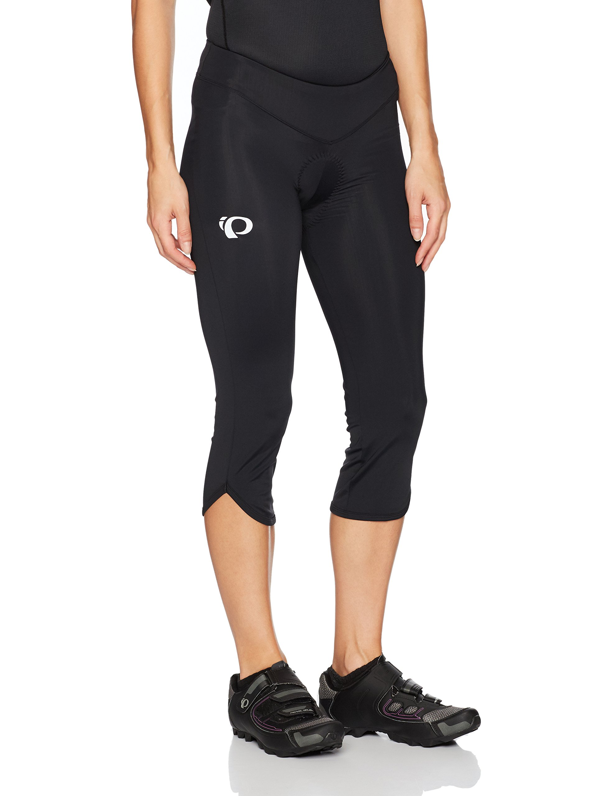 Pearl iZUMi Women's W Select Escape Cycling 3Qtr Tight, Black, Large by Pearl iZUMi