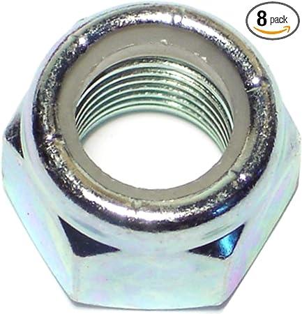 Hard-to-Find Fastener 014973192198 Nylon Insert Lock Nuts 1//2-13 Piece-6