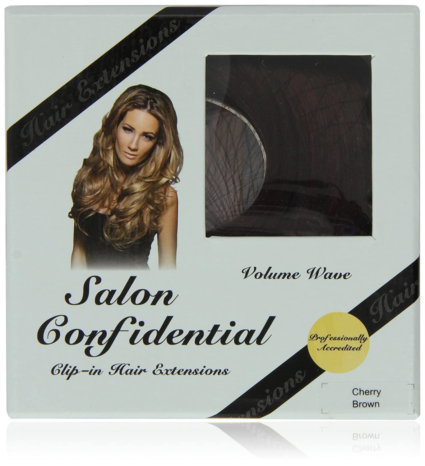 Amazon Salon Confidential Volume Wave Clip In Hair Extensions
