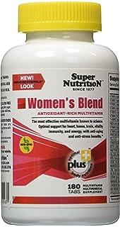 Amazon.com: SuperNutrition la Menopausia múltiples iron-free ...