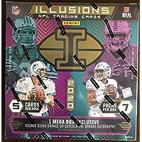 $149 » 2020 Panini Illusions NFL Football MEGA box (35 cards/box)