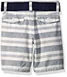 U.S. Polo Assn. Boys' Toddler Short, Striped with