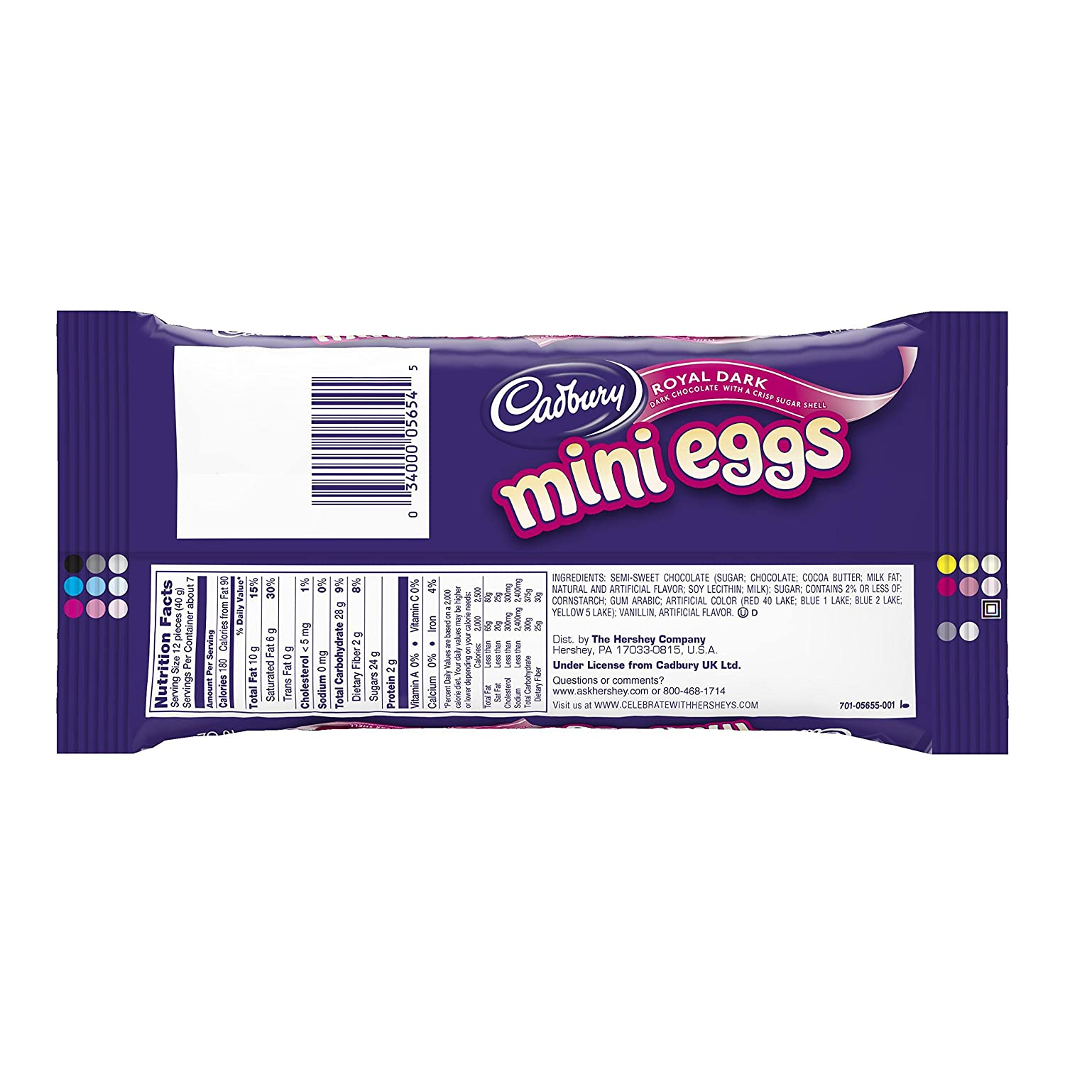 Cadbury Easter Chocolate 10 Ounce Packages Image 2