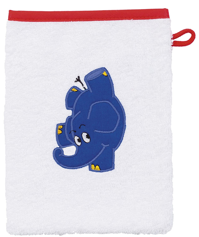 2er-Set Smithy Waschlappen Elefant