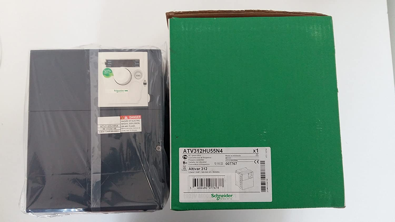 Schneider ATV312HU55 N4 Variable Speed Drive Inverter 5 5 KW 7,5hp