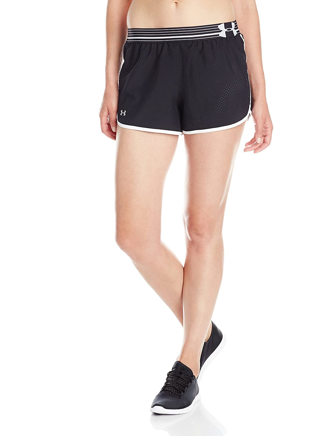 Under Armour Womens Perfect Pace Running Shorts