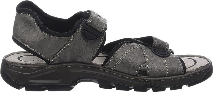 Rieker Herren 26175 Geschlossene Sandalen: : Schuhe Mxw4y