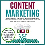 Content Marketing: Proven Strategies to Attract an Engaged Audience Online with Great Content and Social Media to Win More Customers, Build Your Brand and Boost Your Business: Marketing and Branding, Book 3
