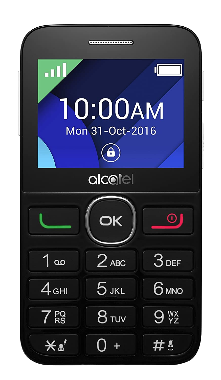 "Alcatel 2008G - Teléfono Móvil (Fácil uso, Pantalla de 2.4""..."