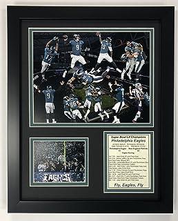 0239919e451 Legends Never Die NFL Philadelphia Eagles Super Bowl 52 Champions Photo  Collage, Team Color,
