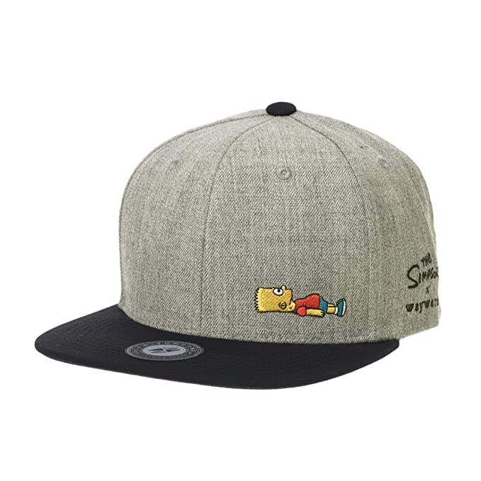 Gorra de Trucker Sombrero de The Simpsons Baseball Cap Homer Simpson https://amzn.to/2MdCKh1