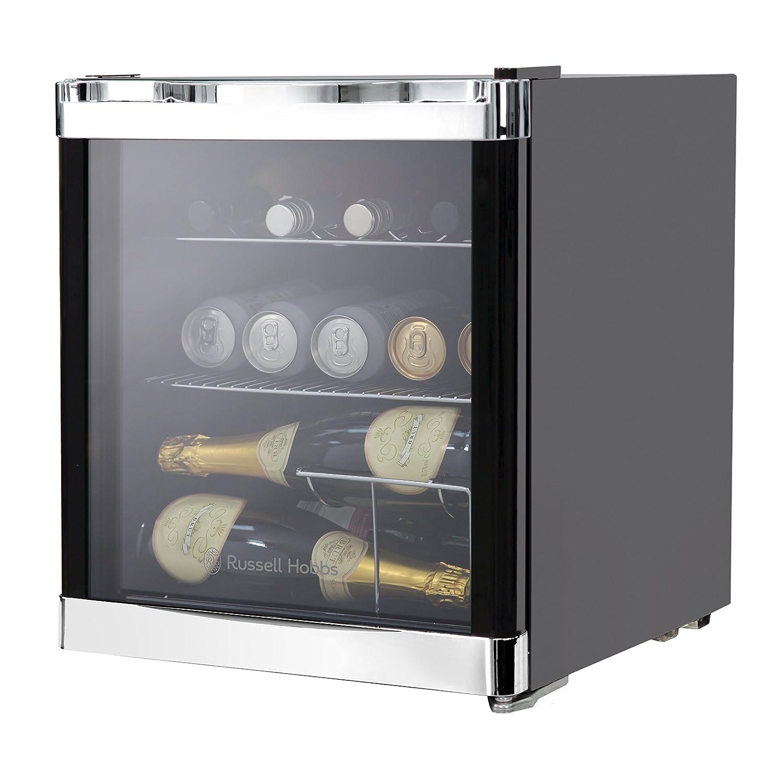 bottle drinks cooler fridge bar wine beer can display chiller refrigerator black ebay. Black Bedroom Furniture Sets. Home Design Ideas