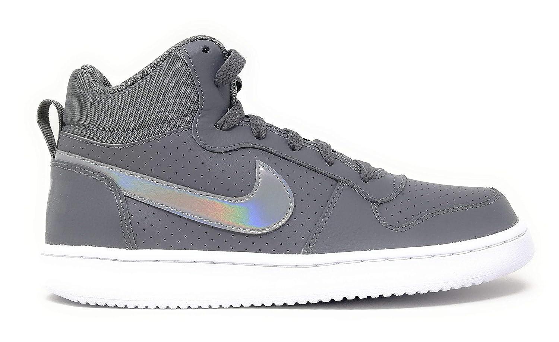 Nike Court Borough Mid (GS), Zapatillas de Deporte para Mujer ...