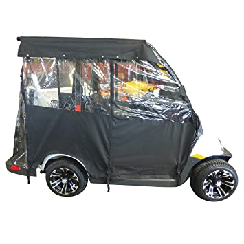 Carro de golf conducción almacenaje exclusivo para EZGO 2 ...