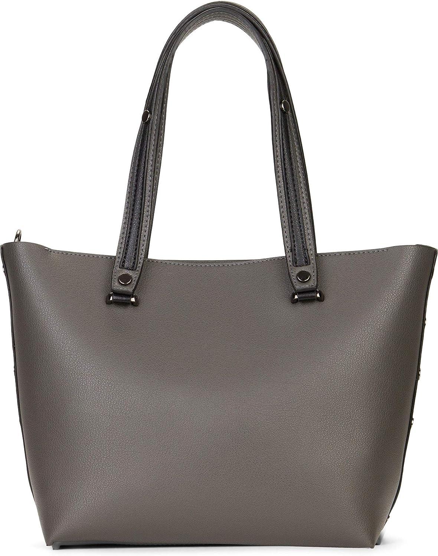 Emily & Noah Shopper Sabrina 61824 Damen Handtaschen Uni Darkgrey 840