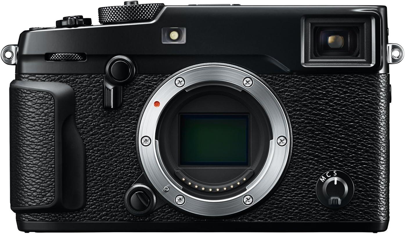 Fujifilm X-Pro2 Body Appareil Photo Numérique Compact 24.3 Mpix Micro-USB, Wi-Fi Noir