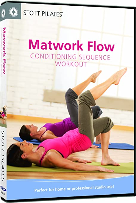 Stott Pilates Matwork Flow Conditioning Sequence Workout