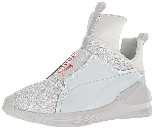 eae502466ab63b Puma Women s Fierce Varsity Knit Wn Sneaker  Amazon.co.uk  Shoes   Bags
