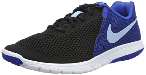 Nike Wmns Flex Experience Rn 5 Scarpe da Ginnastica Donna Nero Black/Bluecap/
