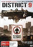 District 9 | Neill Blomkamp's | NON-USA Format | PAL | Region 4 Import - Australia