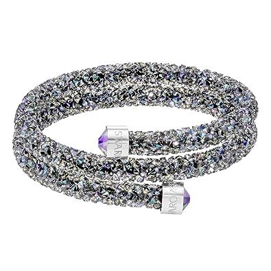 11d85cd584ba5 Bracelet Swarovski Crystaldust Double 5273644 Woman Crystal