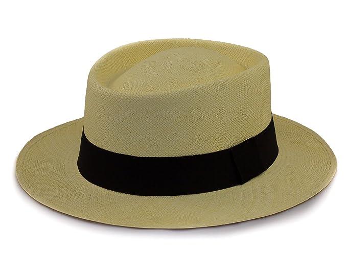 1635c7daa6d15 Tumi Panama Hats - Sombrero Panamá - para mujer  Amazon.es  Ropa y  accesorios