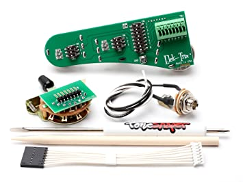 Peachy Elek Trix Solderless Stratocaster Wiring Assembly Amazon Co Uk Wiring 101 Cajosaxxcnl