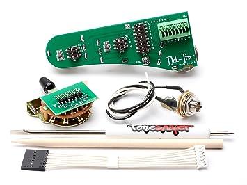 elek trix solderless stratocaster wiring assembly amazon co uk rh amazon co uk solderless guitar wiring uk solderless guitar wiring harness uk