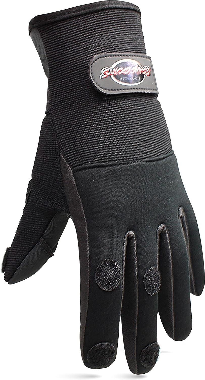 Lixada Multifunktional Anglerhandschuhe Fishing Gloves f/ür M/änner und Frauen Outdoor Sports Glove Wandern Radfahren Wandern
