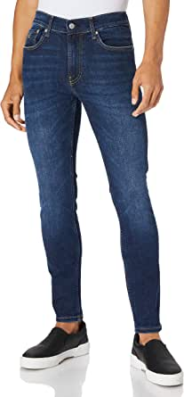 Calvin Klein Super Skinny Pantalones para Hombre